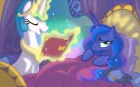 MLP: A Bedtime Story by Equestria Prevails