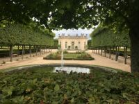 French Pavilion - Versailles