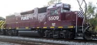 FURX 5509 First Union Railroad
