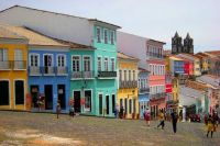 Pelourinho, Salvador City, Brazil