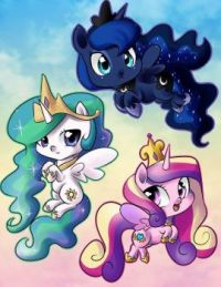 MLP: Pwincesses of Equestwia