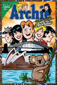 Archie #652 Australia Travel Time