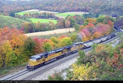275-Pennsylvania, Sandpatch-Union Pacific