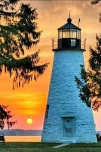 Concord Point Lighthouse -- Havre de Grace, Maryland...