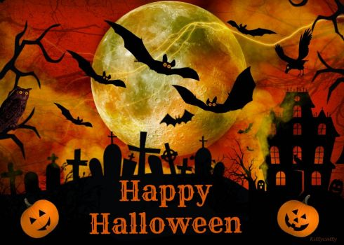 Have a Happy and Safe Halloween!!!