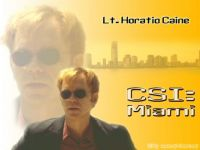Horatio Caine CSI MIAMI