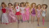 Today's Barbies