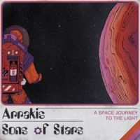 Arrakis - Sons of Stars (Album Cover)