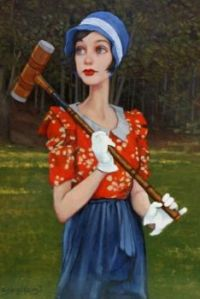 """Wichet Watching"" - Fred Calleri"