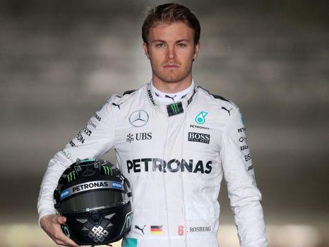 NICO ROSBERG - World Champion 2016 F1