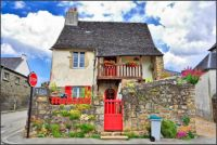 Cute little French house