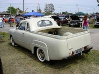 1950 ford ute