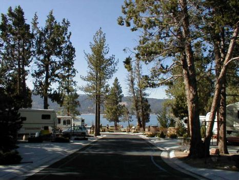 Big Bear Lake Resort