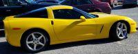 Theme: All Things Yellow -  Corvette