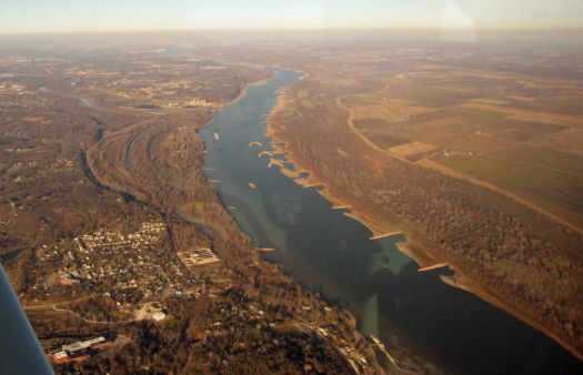 The Mighty Mississippi River