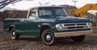 1970 Dodge D100