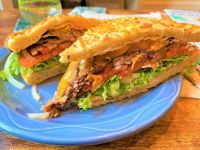 Boboli wedge sandwich