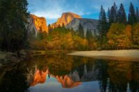 Yosemite Reflected
