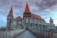 """Corvin Castle """"You now have water, but you don't have a soul."""""""