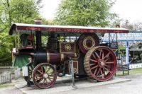 hollycombe steam collection 04-05-2014 burrell showman emperor 01