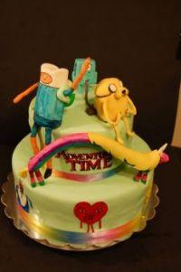 Hollys birthday cake!