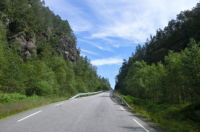 Is this road going to heaven? - Modalen - Norway
