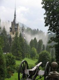 Peles Castle, Sinaia - Romania