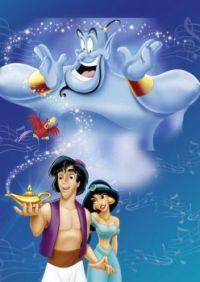 Aladin and Jasmine