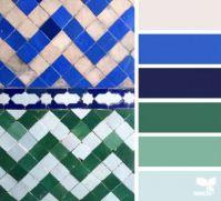 Tiled Hues