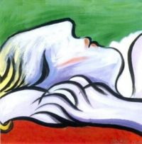 Picasso: Asleep (1932)