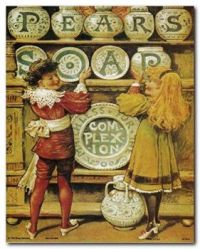 Themes Vintage ads - Pears Soap