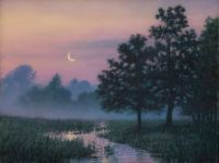 Evening Glow in the Heartland by Larry Zach