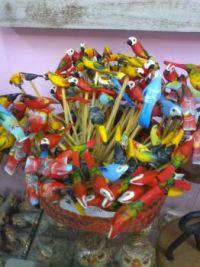 Basket of Parrots