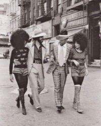 Harlem in the 1970s.