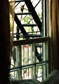 Upper West Side Apartment Window & Fire Escape