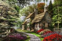 Carnation Cottage    --Medium