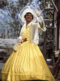 Klinger in costume from M.A.S.H.