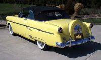 1954 Ford Coronado Kit rear quarter