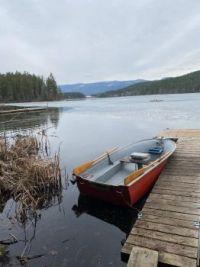 Gardum Lake, BC. Canada.