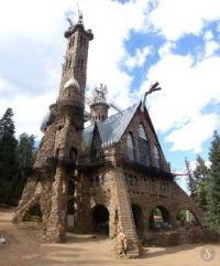 USA  Bishop's Castle