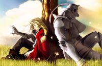 full-metal-alchemist-Brotherhood-Elric-Brothers