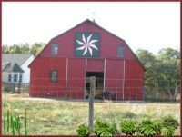 I Love Country Series.  Nebraska Quilt Barn.