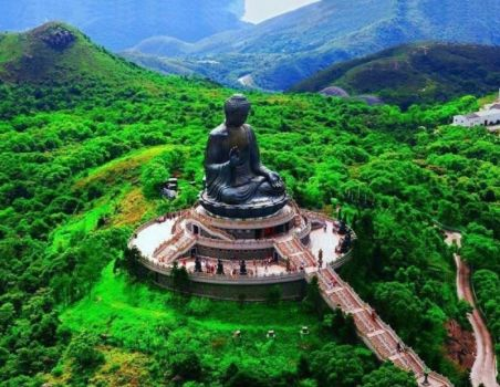 The Tiah Tan Buddha