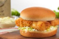 Fish Theme  Frisch's Fish Sandwich
