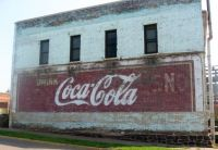 Coca Cola Ghost Sign 3