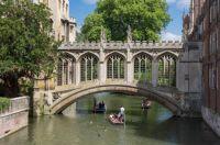 Bridge of Sighs, St John's College, Cambridge, UK - Photographer David Iliff