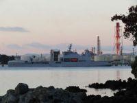 Little Munroe Bay #3 Royal New Zealand Navy