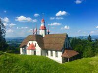 Church in the Entlebruch region of Switzerland