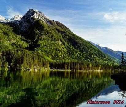 Hinterssee - Rakousko