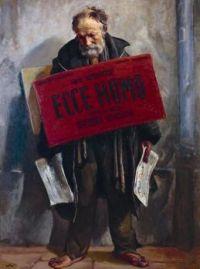 Wojciech Weiss (Polish, 1875–1950), Ecce Homo (1934)